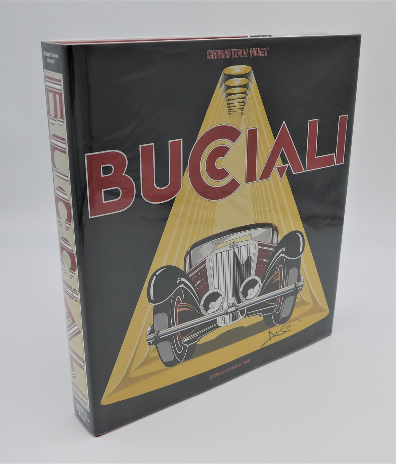 CHRISTIAN HUET: BUCCIALI story of the bucciali brothers who built a few fascinating sports cars in