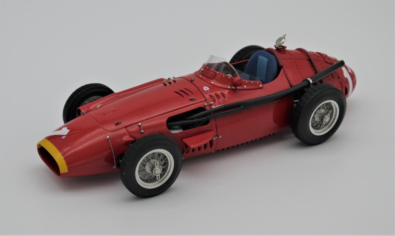 CMC MODELS 1:18 SCALE MODEL OF THE 1957 MASERATI 250 F GRAND PRIX CAR (reference M064) hand-