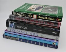 A VARIED SELECTION OF MOTORING PUBLICATIONS THROUGH THE DECADES DAVID SCOTT WARREN: THE MOTORCARS IN