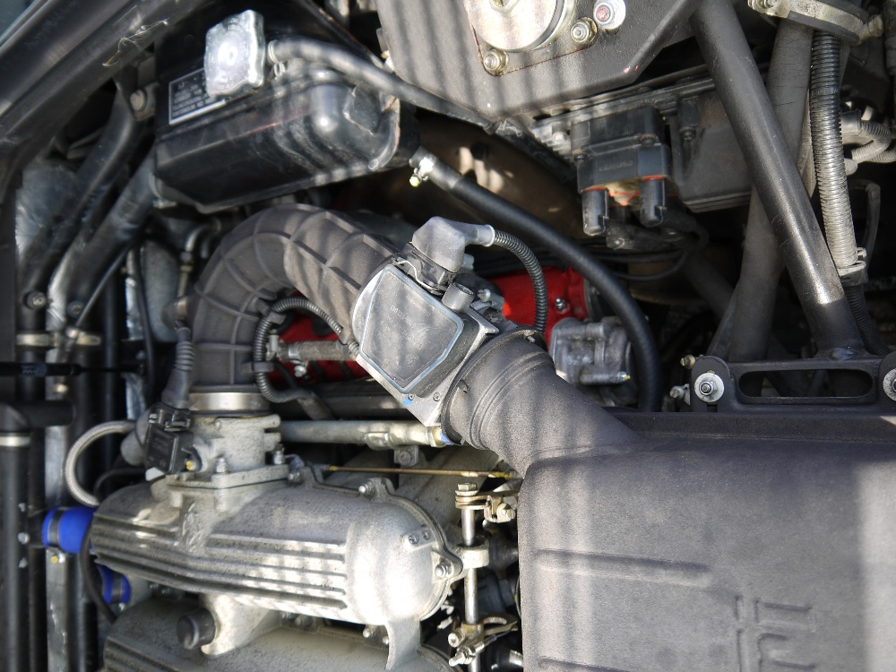 1993 FERRARI 348 TRASVERSALE BERLINETTA Registration Number: L796THC Chassis Number: - Image 33 of 49