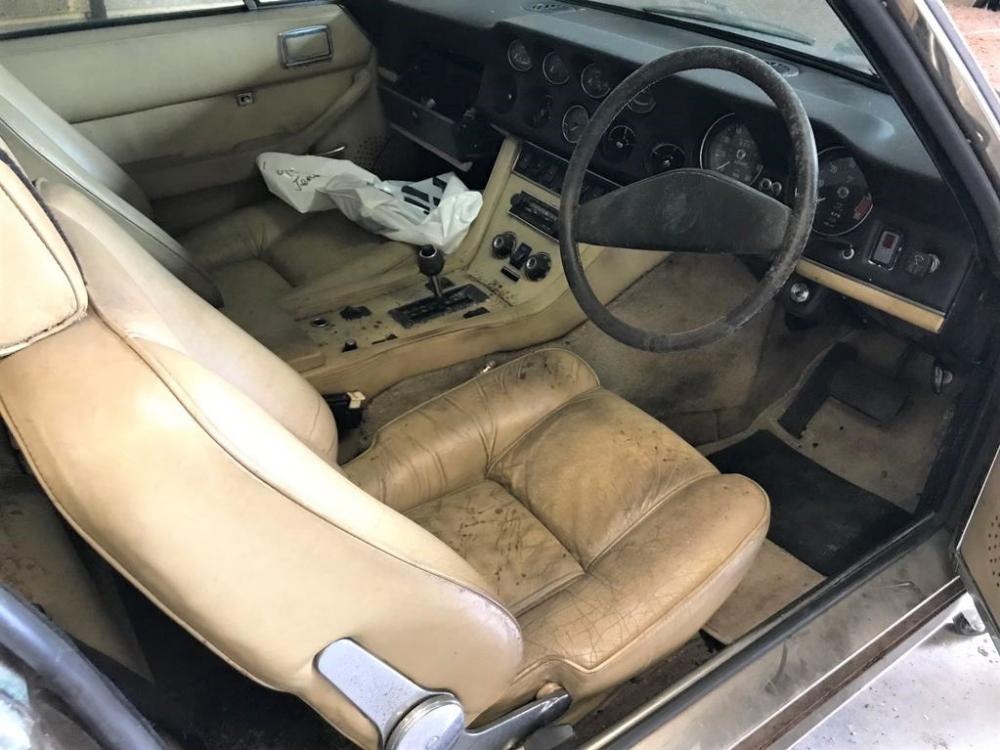 1973 JENSEN INTERCEPTOR MARK III Registration Number: 97 HOT Chassis No: 136-8749 Recorded - Image 4 of 6