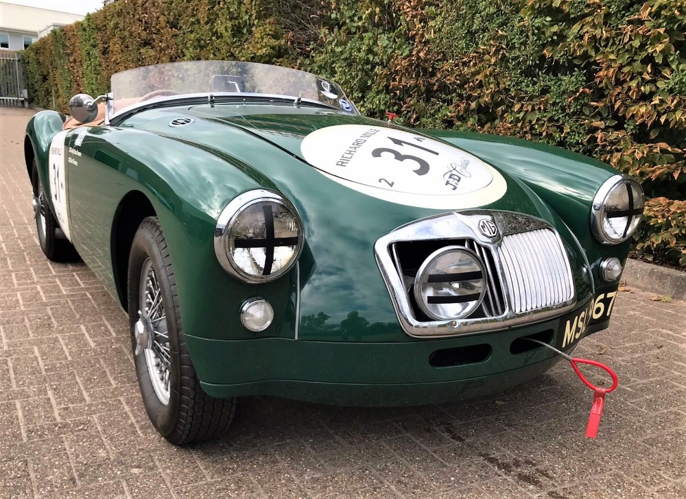 1958 MGA ROADSTER - CLASS WINNER OF LE MANS CLASSIC Registration Number: MSL 967 Chassis Number: - Image 4 of 9