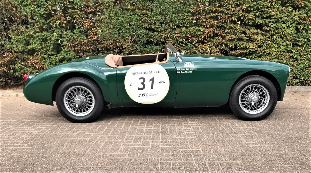 1958 MGA ROADSTER - CLASS WINNER OF LE MANS CLASSIC Registration Number: MSL 967 Chassis Number: - Image 5 of 9