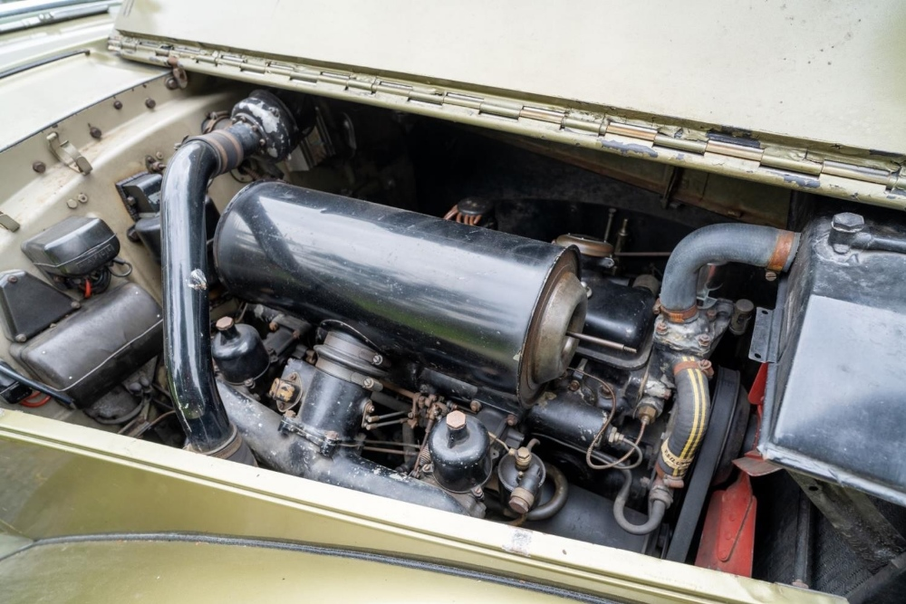 1954 BENTLEY R-TYPE 4½-LITRE SALOON Registration Number: 710 XVR Chassis Number: B292YD  Four speed - Image 12 of 22