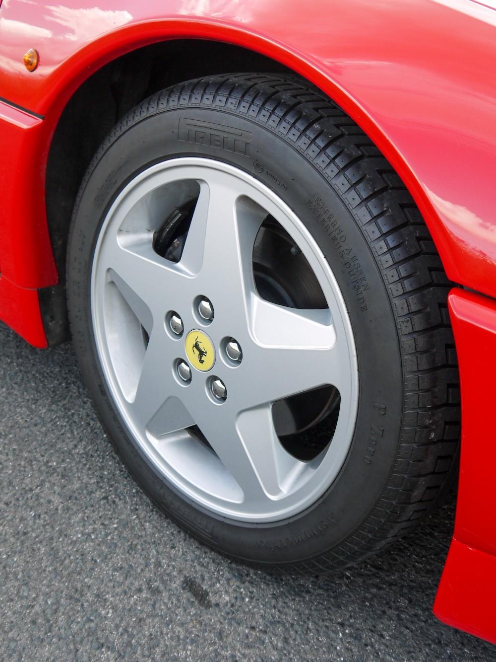 1993 FERRARI 348 TRASVERSALE BERLINETTA Registration Number: L796THC Chassis Number: - Image 18 of 49