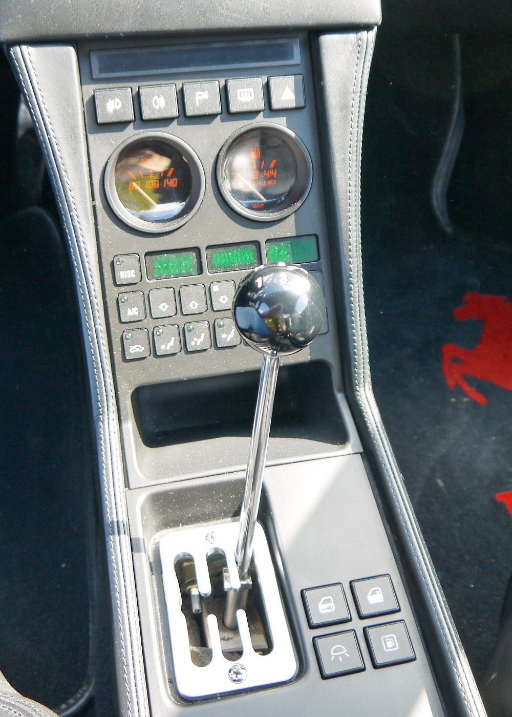 1993 FERRARI 348 TRASVERSALE BERLINETTA Registration Number: L796THC Chassis Number: - Image 46 of 49