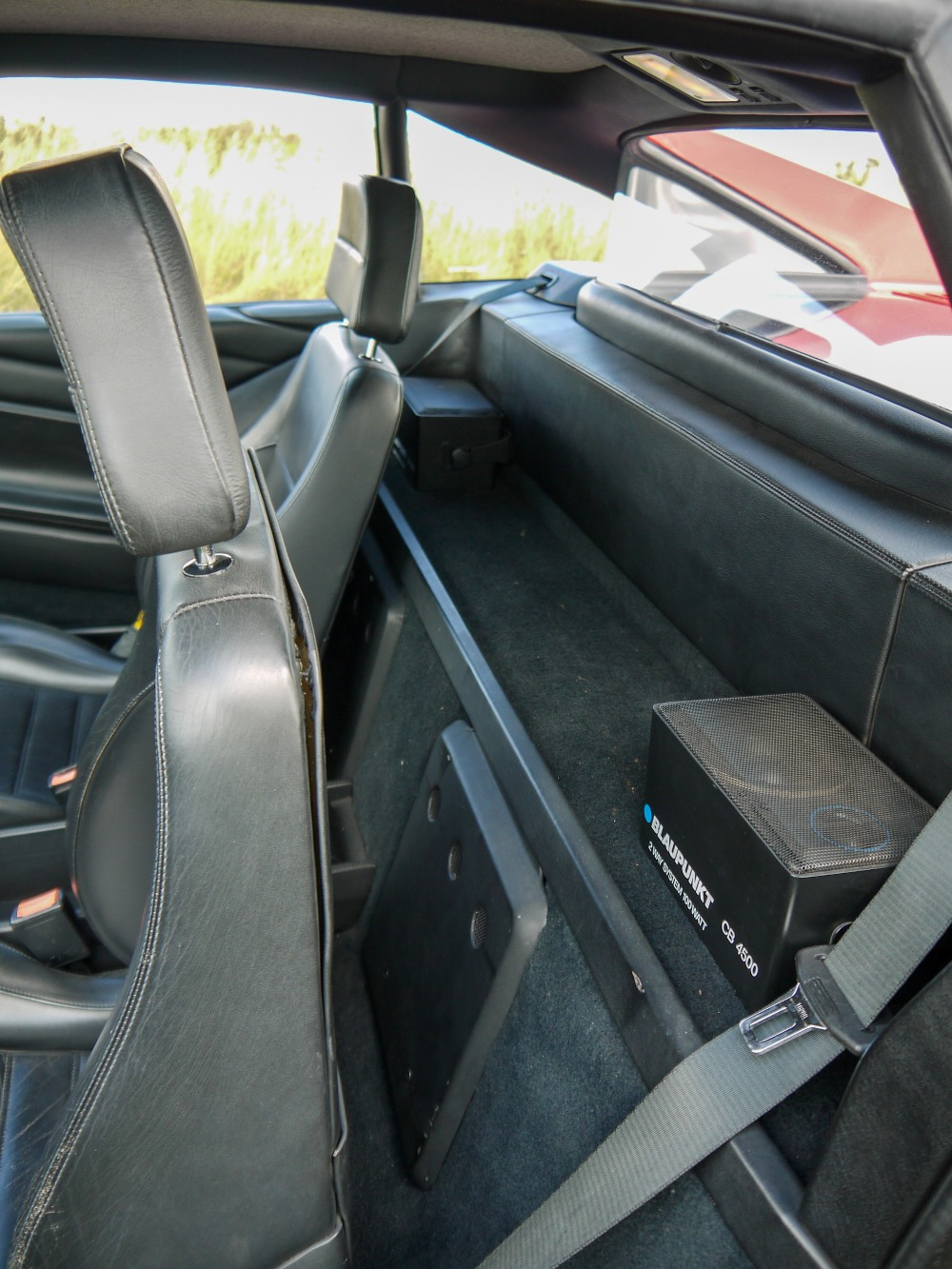 1993 FERRARI 348 TRASVERSALE BERLINETTA Registration Number: L796THC Chassis Number: - Image 26 of 49