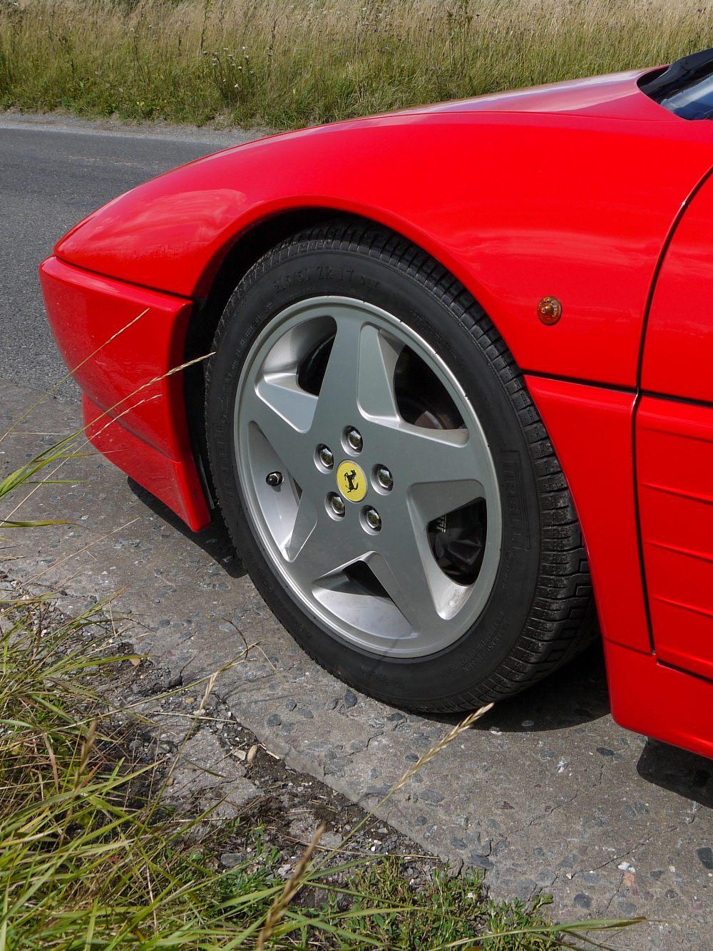 1993 FERRARI 348 TRASVERSALE BERLINETTA Registration Number: L796THC Chassis Number: - Image 16 of 49