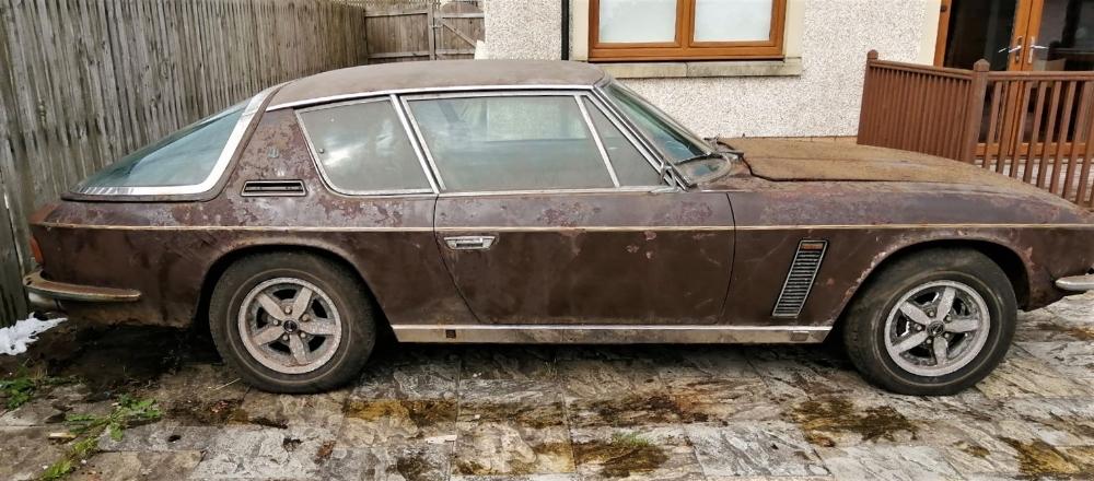 1973 JENSEN INTERCEPTOR MARK III Registration Number: 97 HOT Chassis No: 136-8749 Recorded - Image 6 of 6
