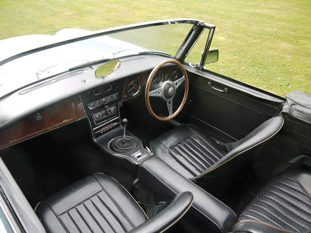 1967 AUSTIN-HEALEY 3000 MARK III Registration Number: LTA 126F Chassis Number: H-BJ8-41730 - Image 18 of 21
