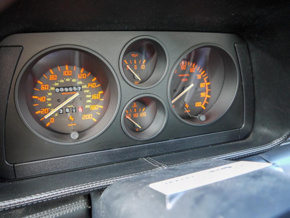 1993 FERRARI 348 TRASVERSALE BERLINETTA Registration Number: L796THC Chassis Number: - Image 34 of 49
