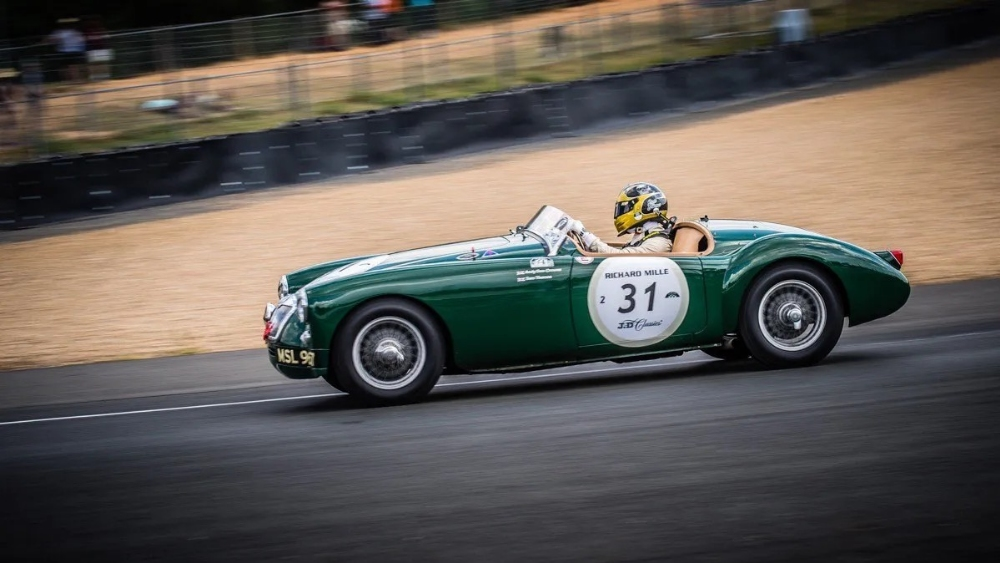 1958 MGA ROADSTER - CLASS WINNER OF LE MANS CLASSIC Registration Number: MSL 967 Chassis Number: - Image 3 of 9