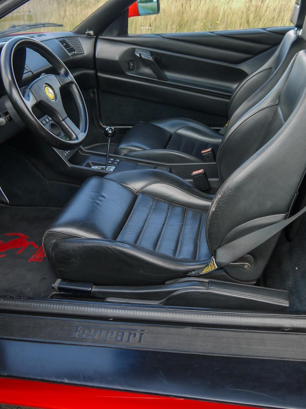 1993 FERRARI 348 TRASVERSALE BERLINETTA Registration Number: L796THC Chassis Number: - Image 24 of 49