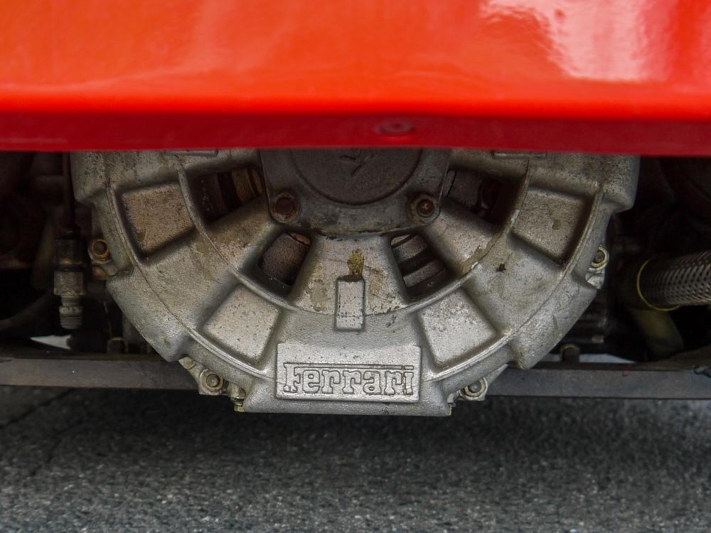 1993 FERRARI 348 TRASVERSALE BERLINETTA Registration Number: L796THC Chassis Number: - Image 37 of 49