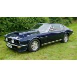 1977 ASTON MARTIN V8 ?S? SALOON Registration Number: 421 FLR Chassis Number: V8/11734/BCA/S Recorded