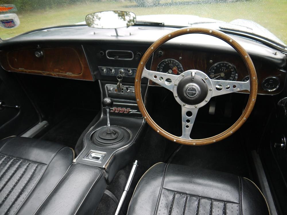 1967 AUSTIN-HEALEY 3000 MARK III Registration Number: LTA 126F Chassis Number: H-BJ8-41730 - Image 20 of 21