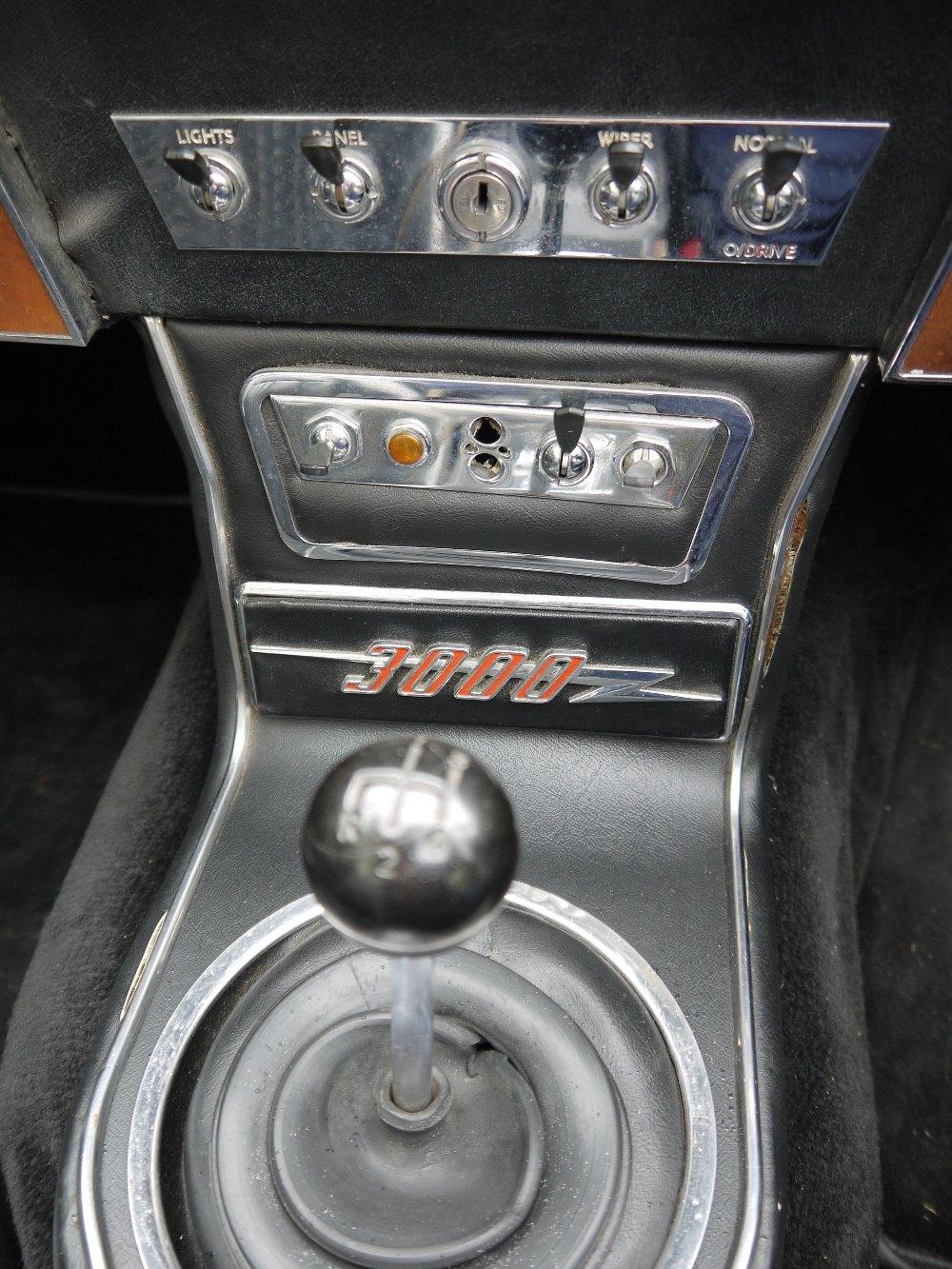 1967 AUSTIN-HEALEY 3000 MARK III Registration Number: LTA 126F Chassis Number: H-BJ8-41730 - Image 21 of 21