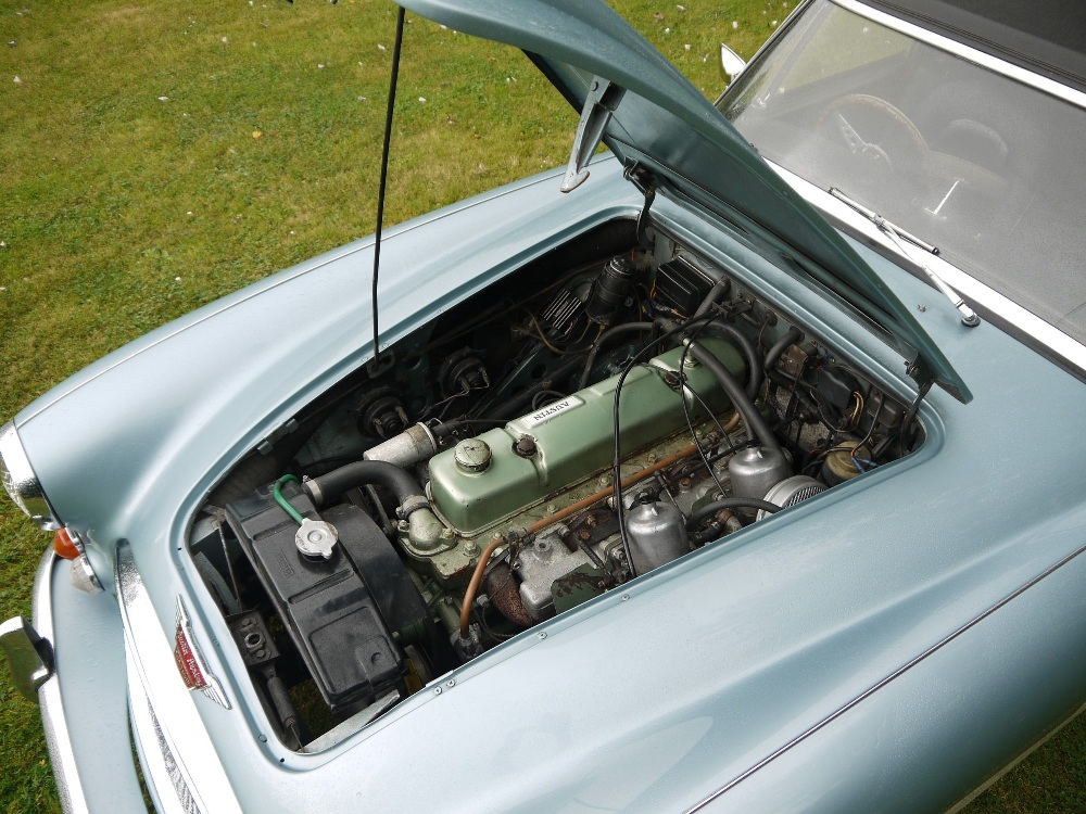1967 AUSTIN-HEALEY 3000 MARK III Registration Number: LTA 126F Chassis Number: H-BJ8-41730 - Image 15 of 21