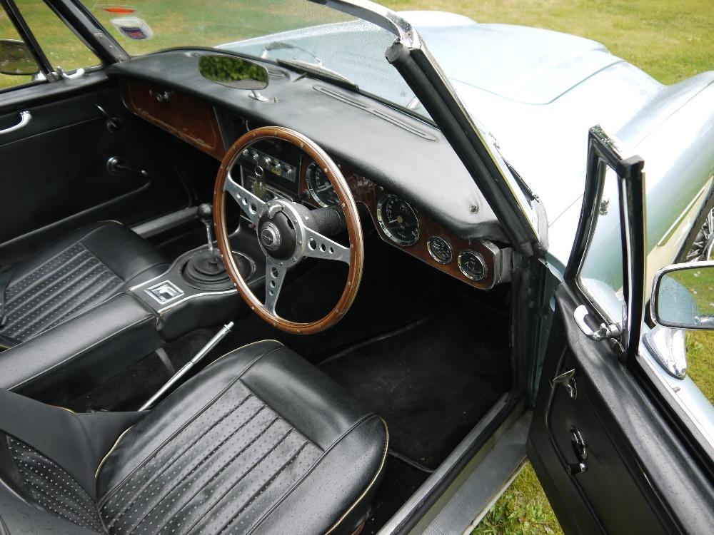 1967 AUSTIN-HEALEY 3000 MARK III Registration Number: LTA 126F Chassis Number: H-BJ8-41730 - Image 19 of 21