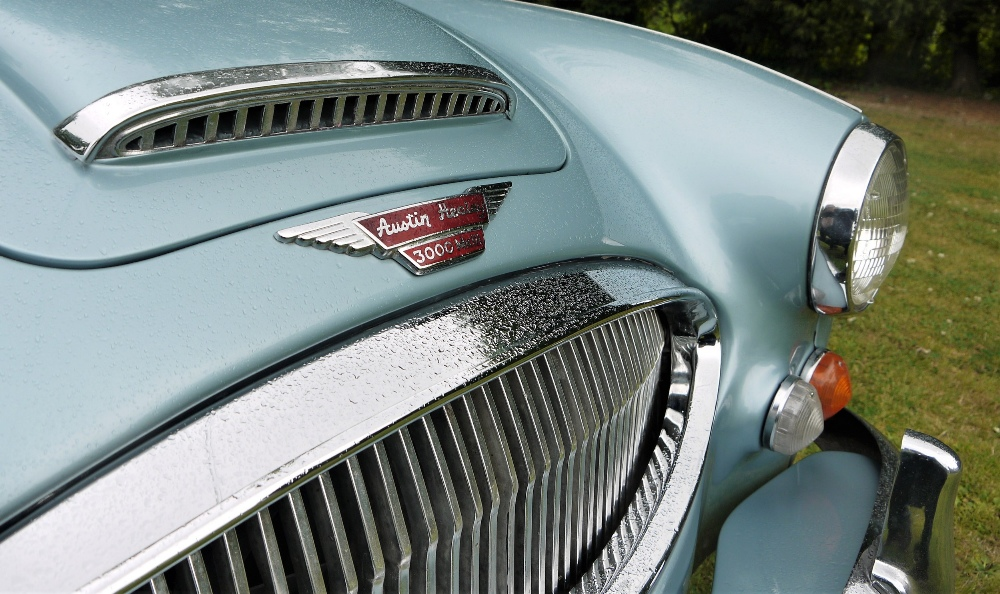 1967 AUSTIN-HEALEY 3000 MARK III Registration Number: LTA 126F Chassis Number: H-BJ8-41730 - Image 10 of 21