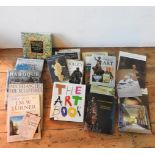 A COLLECTION OF ART REFERENCE AND MYTHOLOGY BOOKS (20)