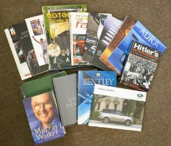 SELECTION OF GENERAL HISTORIC MOTORING BOOKS