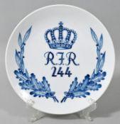 Regimentsteller Königlich Sächsisches Reserve Infanterie Regiment Nr. 244, Meissen,1914-191