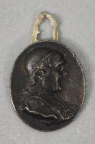 Medaillon / Medal