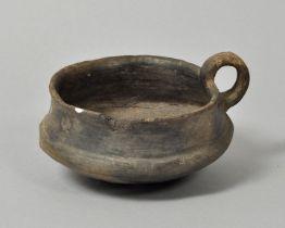 Schälchen, Ausgrabung / Cup, Eycavation