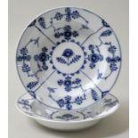 Teller, Meissen / Plates, Meissen