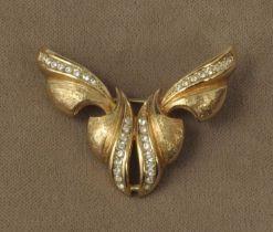 gr. Brosche ''Christian Dior'' / Brooch