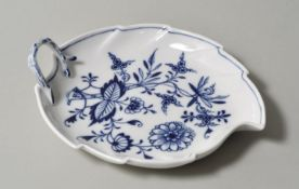 gr. Blattschale, Meissen / large bowl