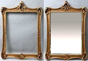 paar Rahmen/Spiegel / mirror