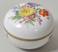 Dose, Meissen / lidded box