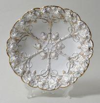 Prunkteller, Meissen / ornamental plate