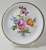 Wandteller, Meissen / plate