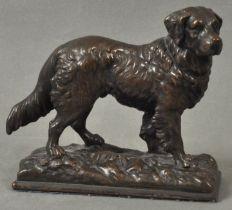 Hirtenhund Bronze / Shepherd dog