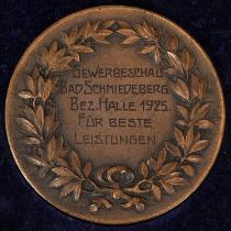 Medaille Halle / Medal
