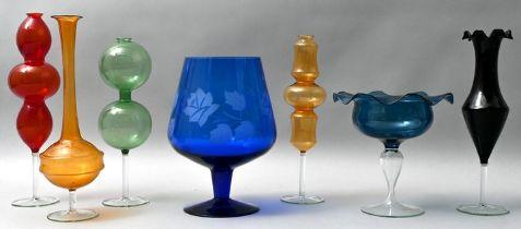 Farbgläser / glasses