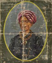 Unbekannt, Indischer Prinz / Unknown, Indian prince