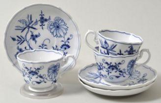 Kaffeetassen, Meissen / Coffee cups, Meissen