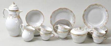 Kaffeeservice, Meissen. 21 Teile / coffee set