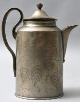 kl. Zinnkännchen / small jug