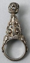Turmring, Silber / ring