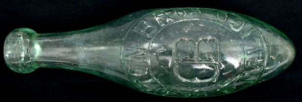 Torpedo-Flasche / Hamilton bottle