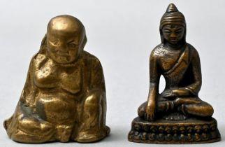 kl. Buddha / small Buddhas