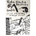 Erb, Elke, Siebdruck / Erb, Elke, silkscreen prints