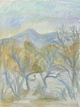 Natalie Lew-Birger, Gemälde / Natalie Lew-Birger, painting