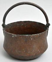 Kleiner Kupfereimer / bucket