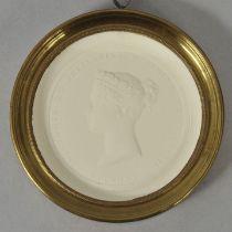 Medaillon/ Plakette ''Victoria'' / Medal ''Victoria''